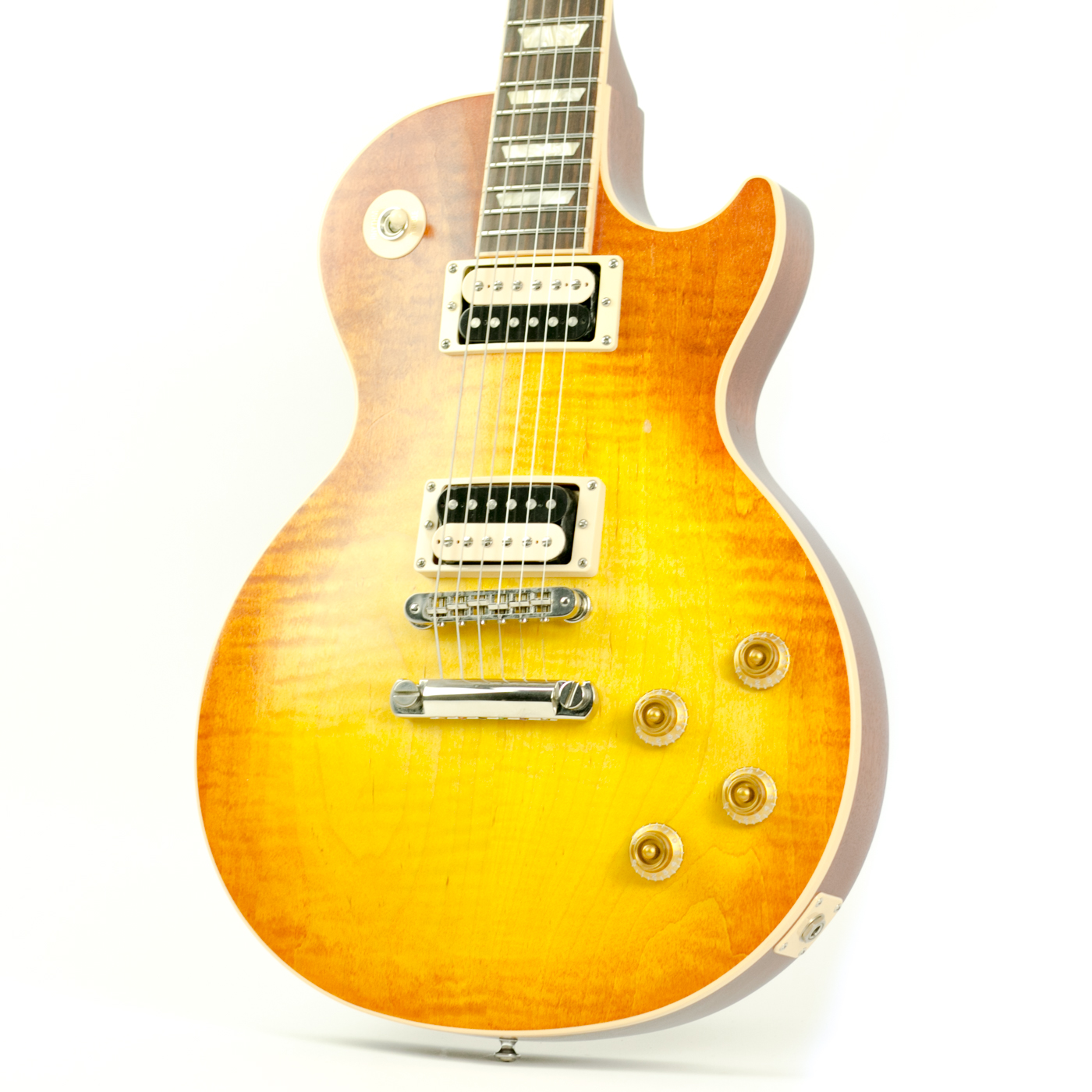 2005 Gibson Les Paul Standard Faded detail 0