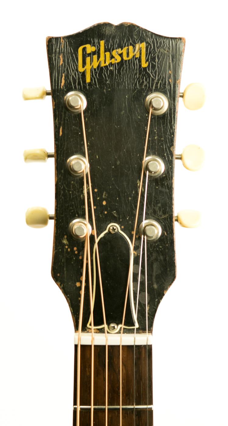 1965 Gibson B-25N detail 3