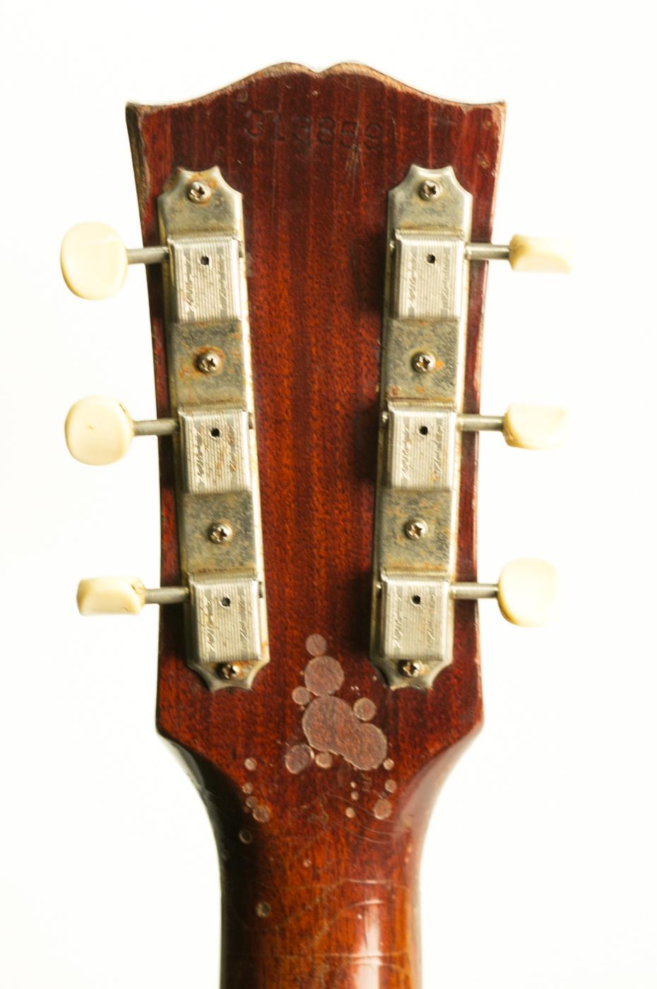 1965 Gibson B-25N detail 4