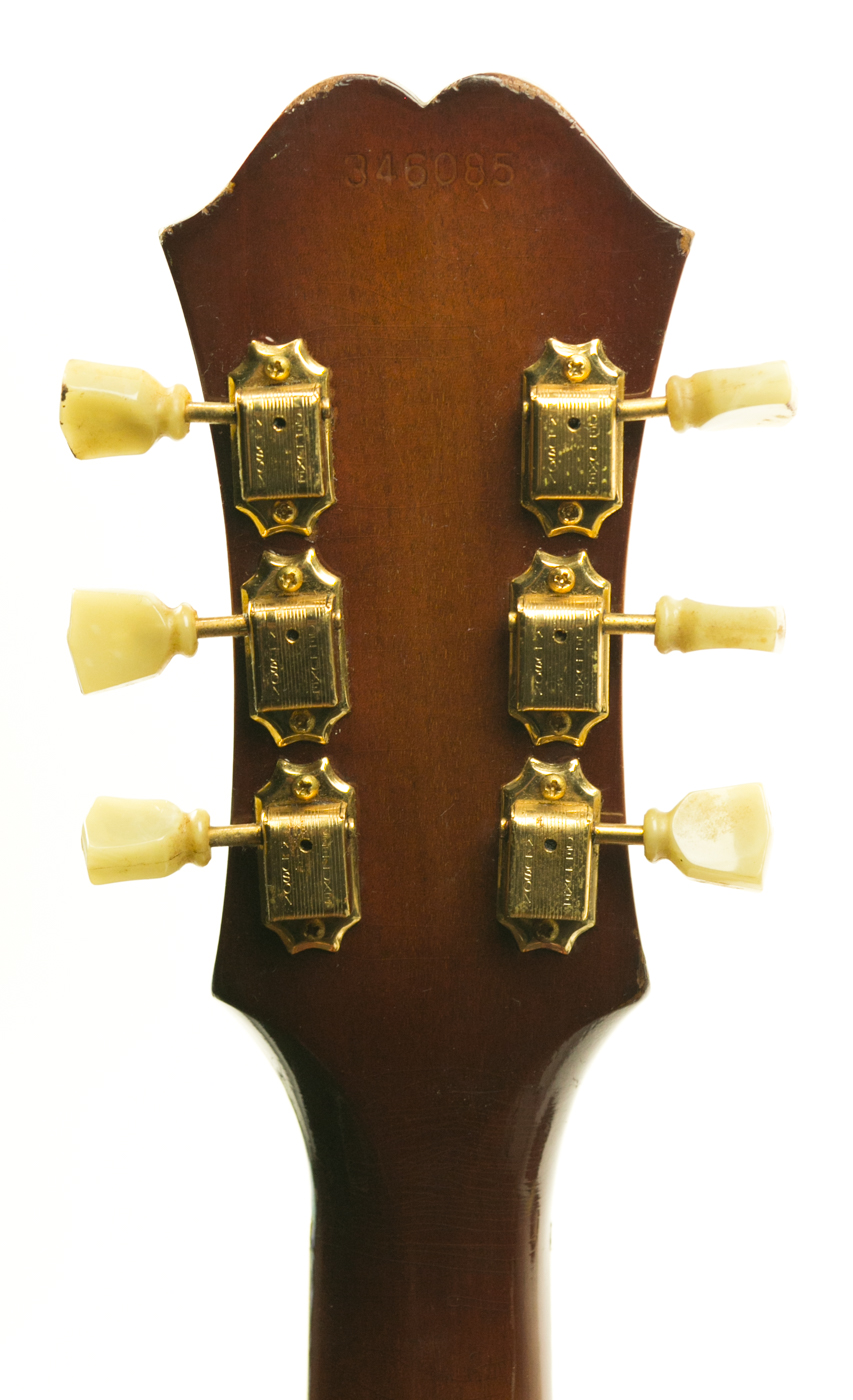 1965 Epiphone Frontier FT-110 detail 4