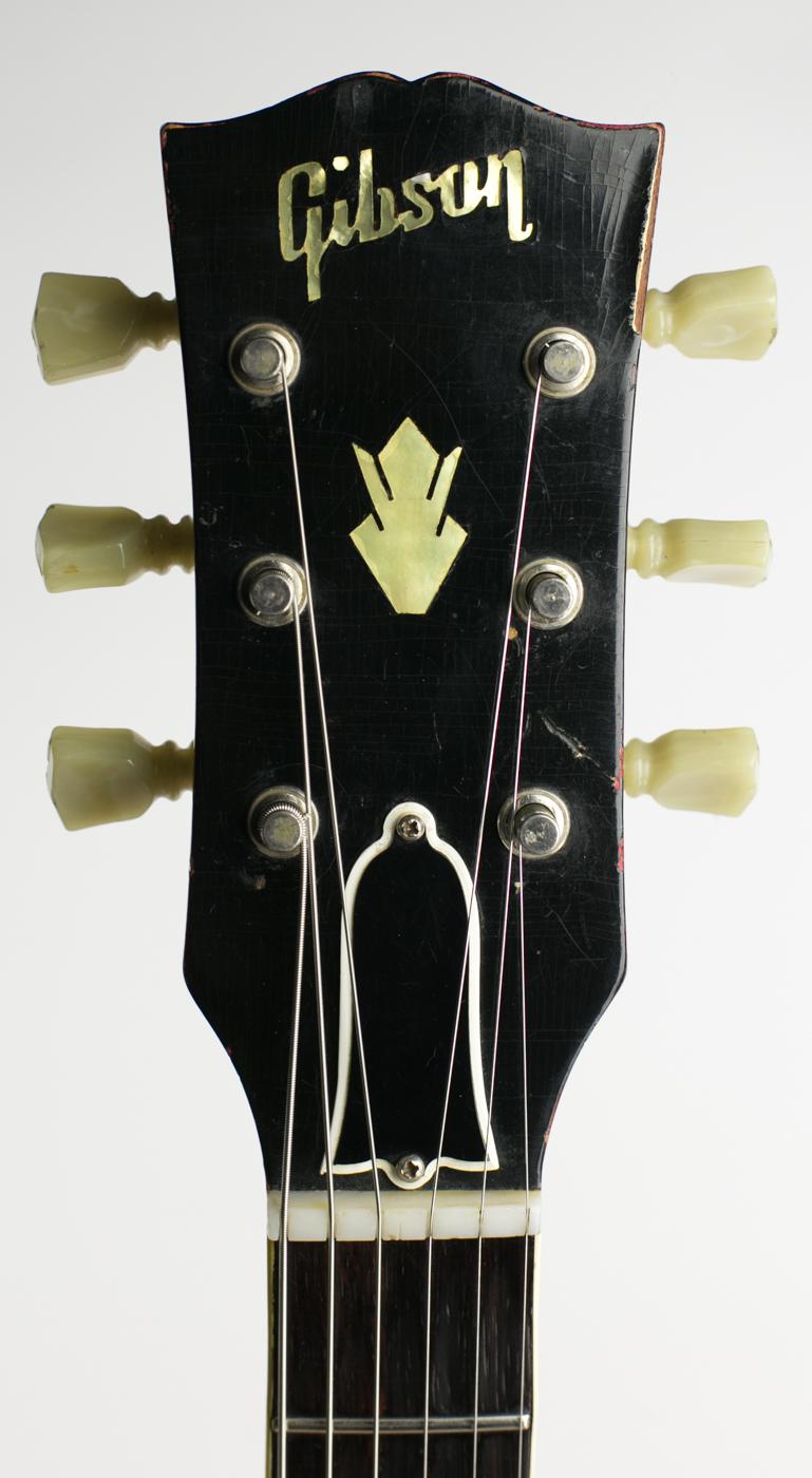 1963 Gibson ES-335TD Cherry detail 4