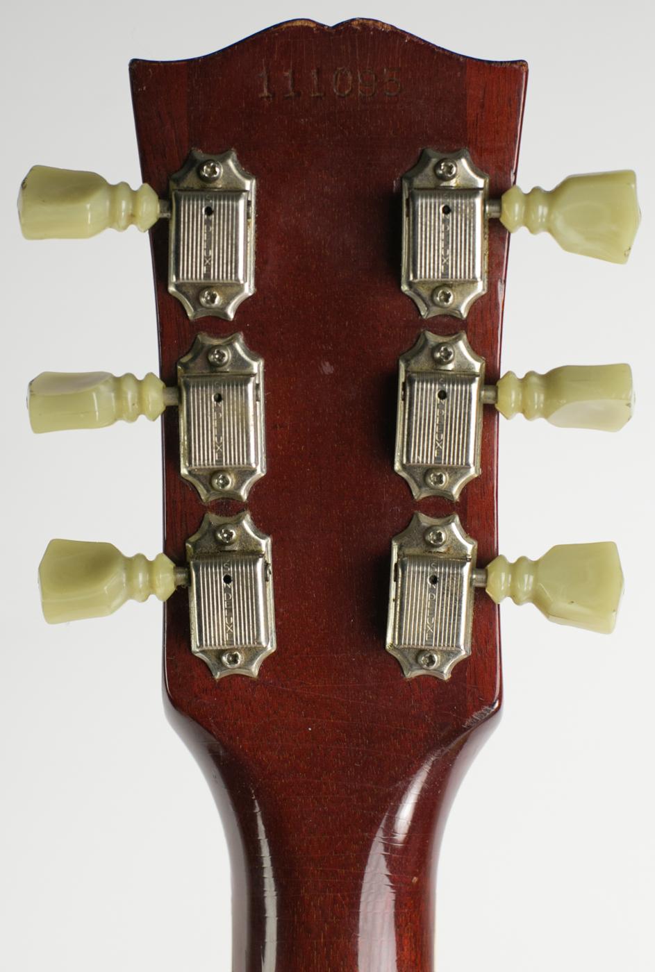 1963 Gibson ES-335TD Cherry detail 5