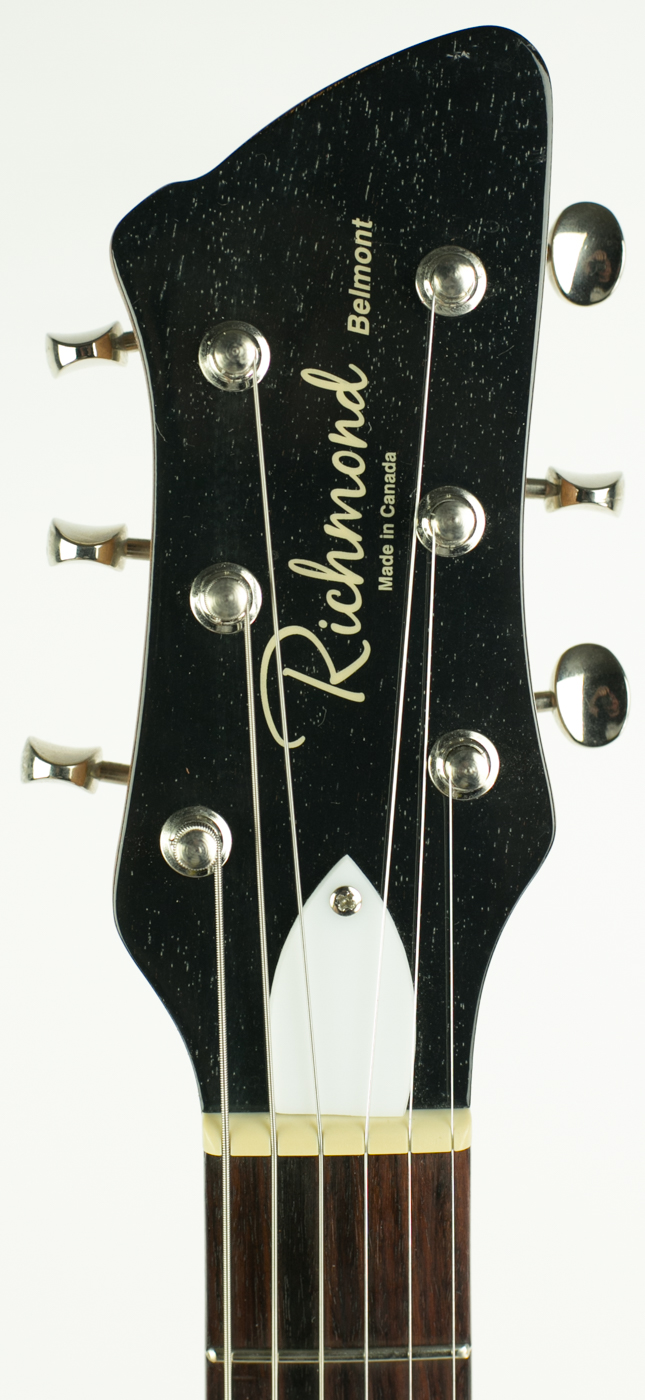Godin Richmond Belmont detail 4