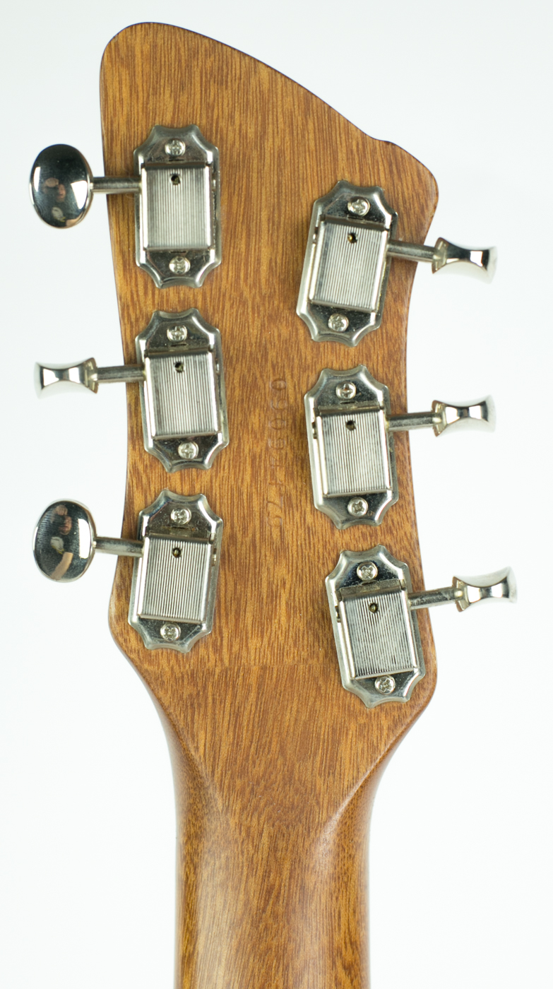 Godin Richmond Belmont detail 5