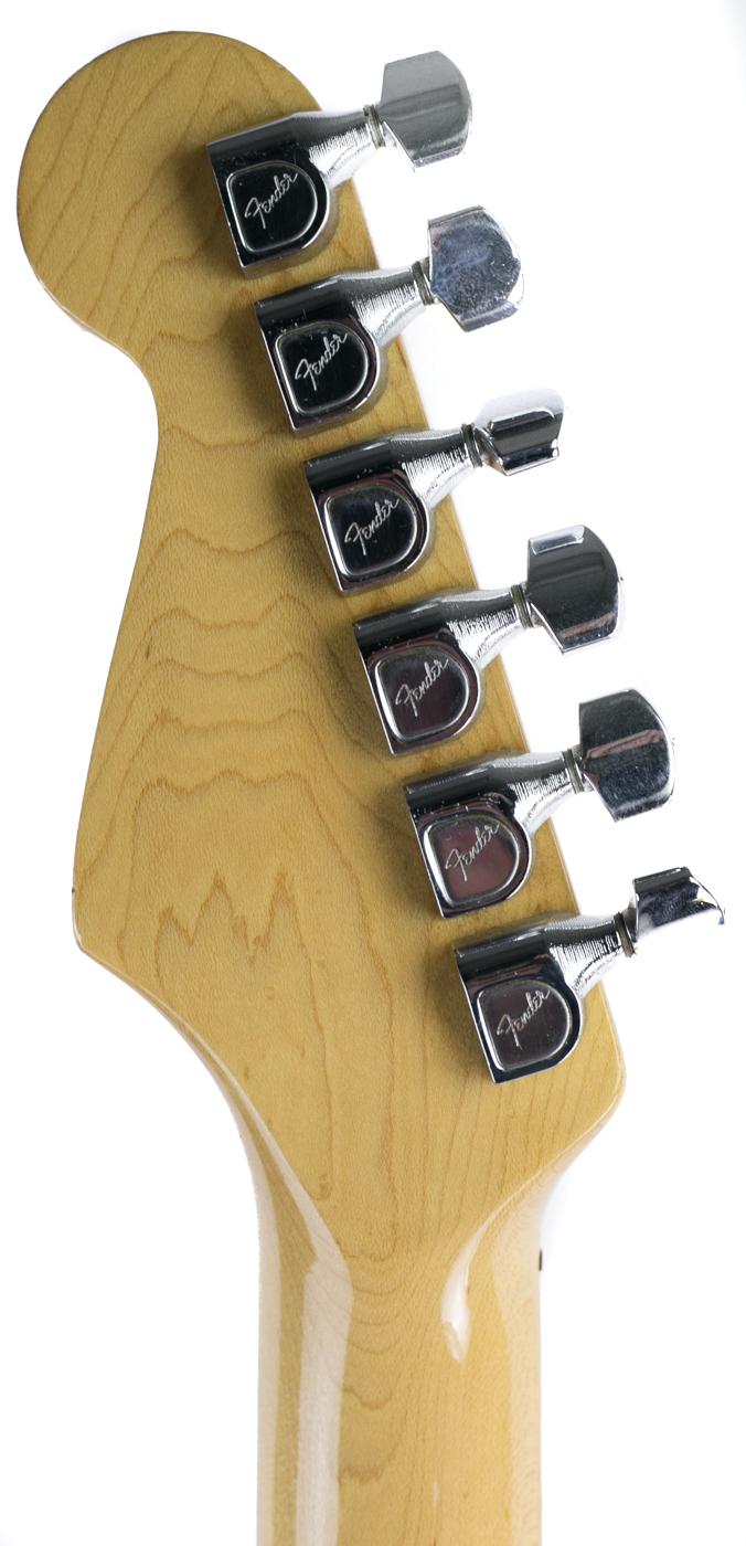 1983 Fender Elite Stratocaster White detail 5