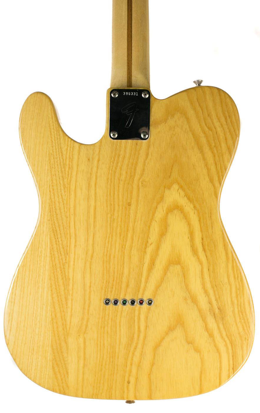 1972 Fender Telecaster detail 2