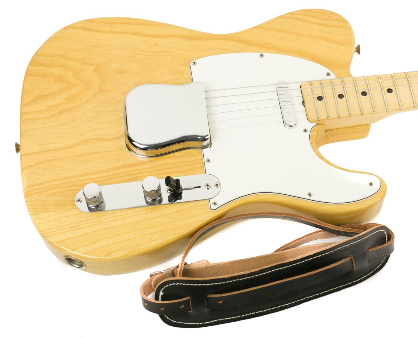 1972 Fender Telecaster detail 1