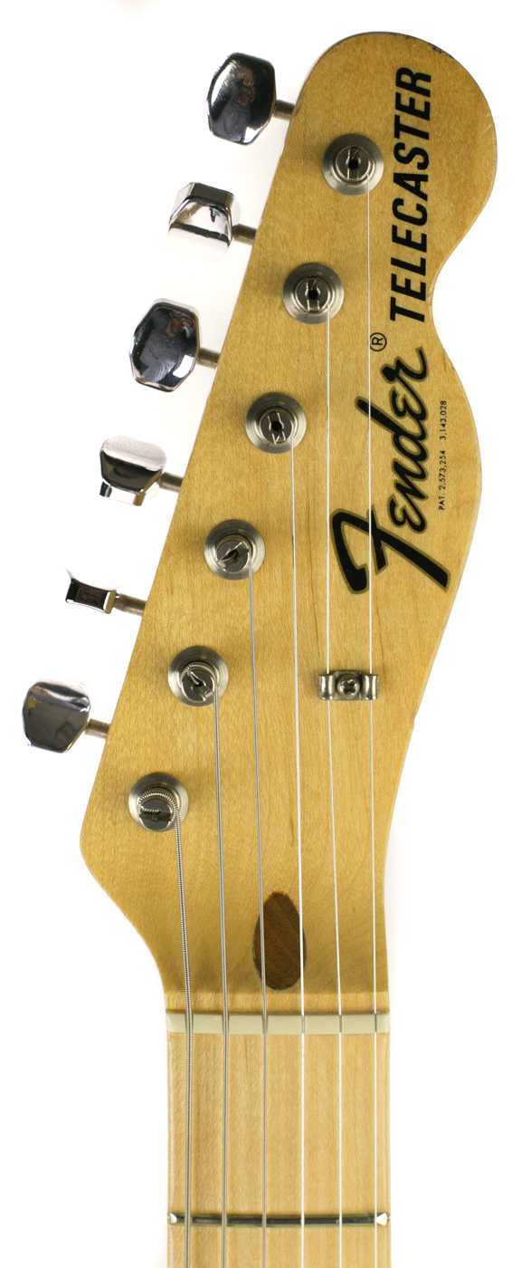 1972 Fender Telecaster detail 4