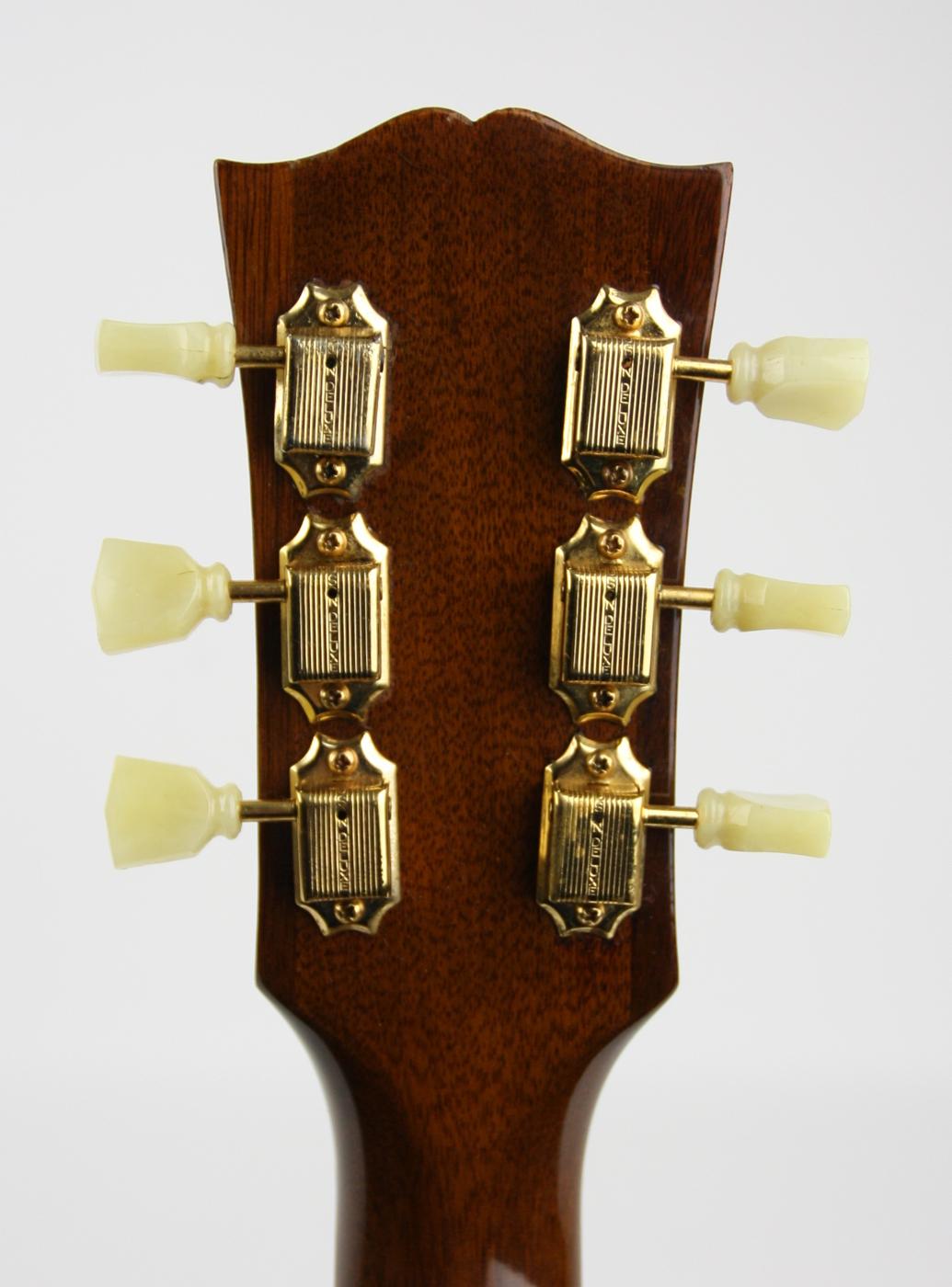 1960 Gibson ES-345TDSV Sunburst detail 4
