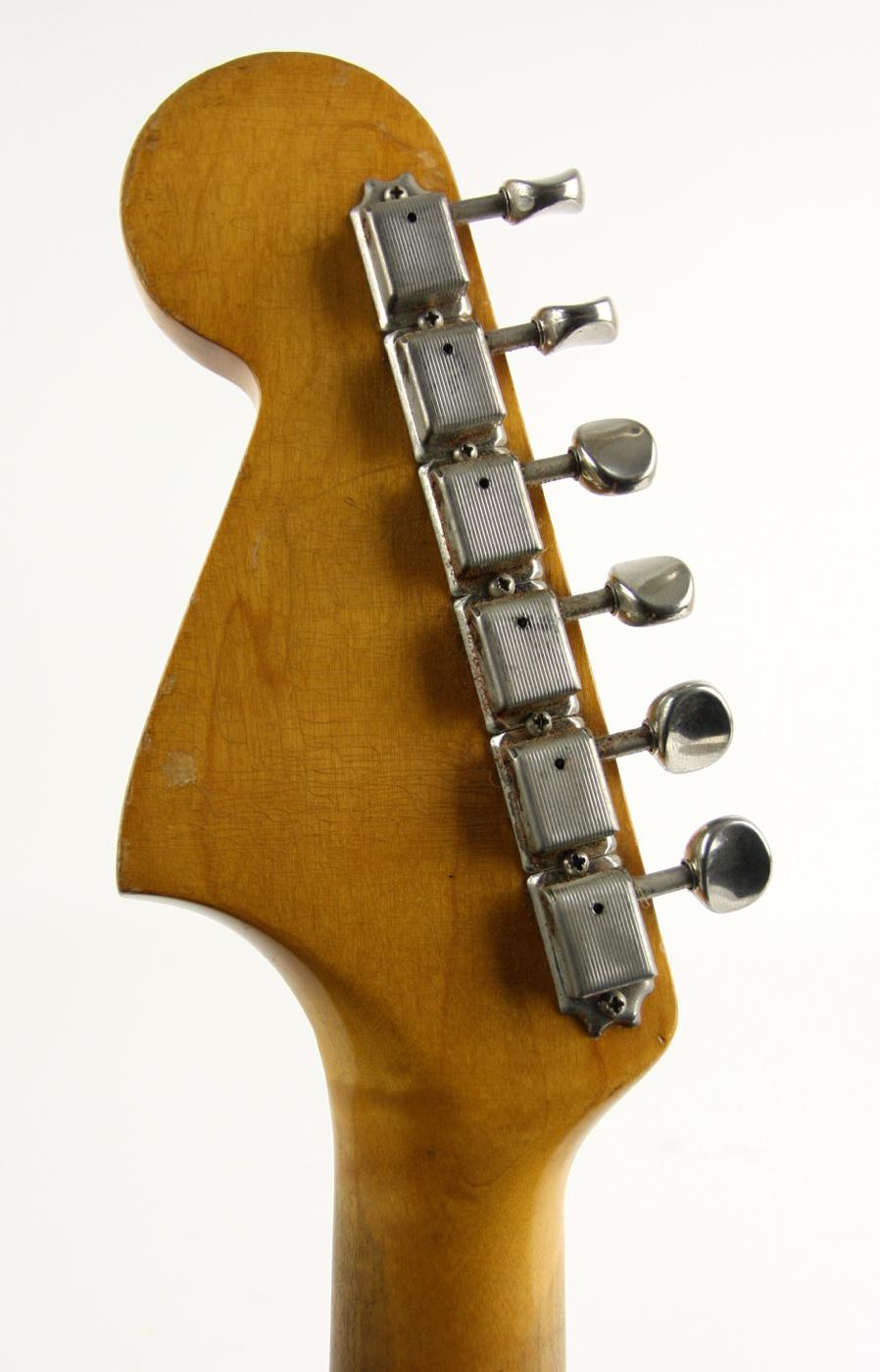 Ausgezeichnet 1965 Fender Mustang Schaltplan Ideen - Der Schaltplan ...