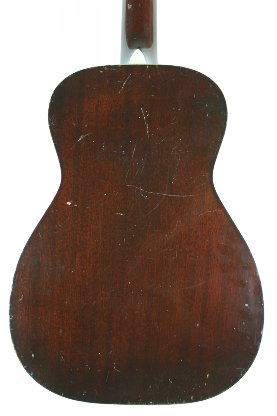 1960s Regal/Harmony Parlor Acoustic detail 2