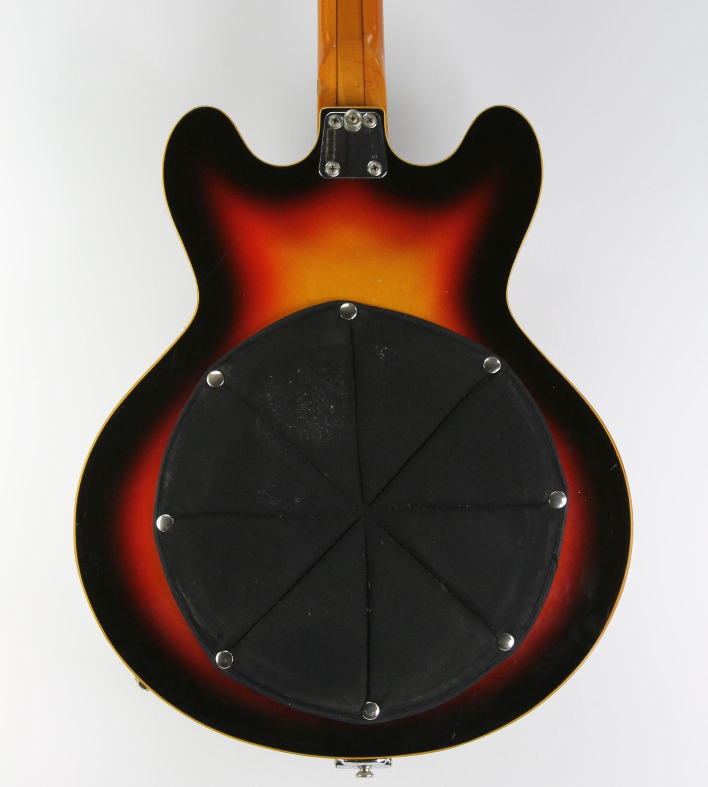 1960s Vox Ultrasonic detail 2