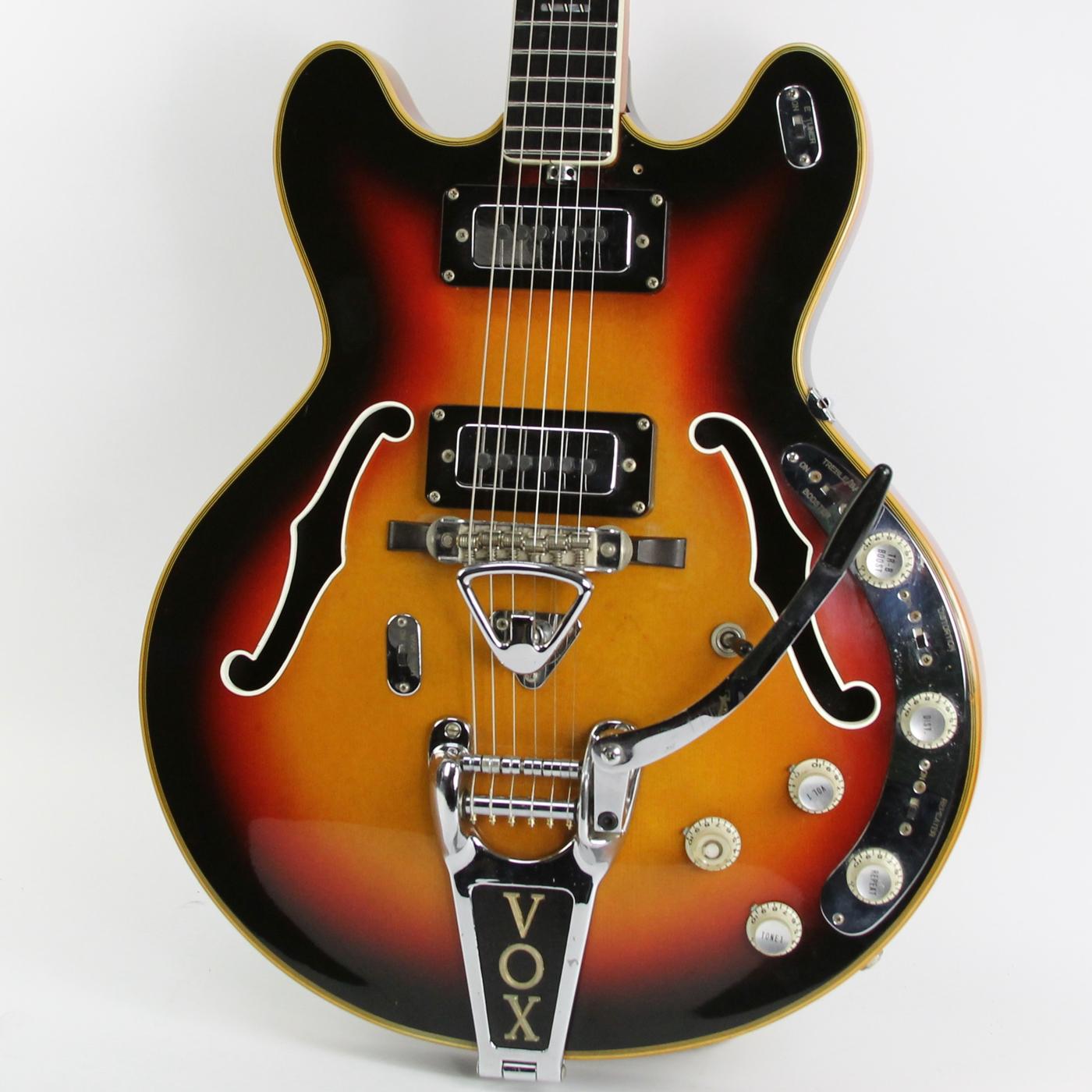 1960s Vox Ultrasonic detail 0