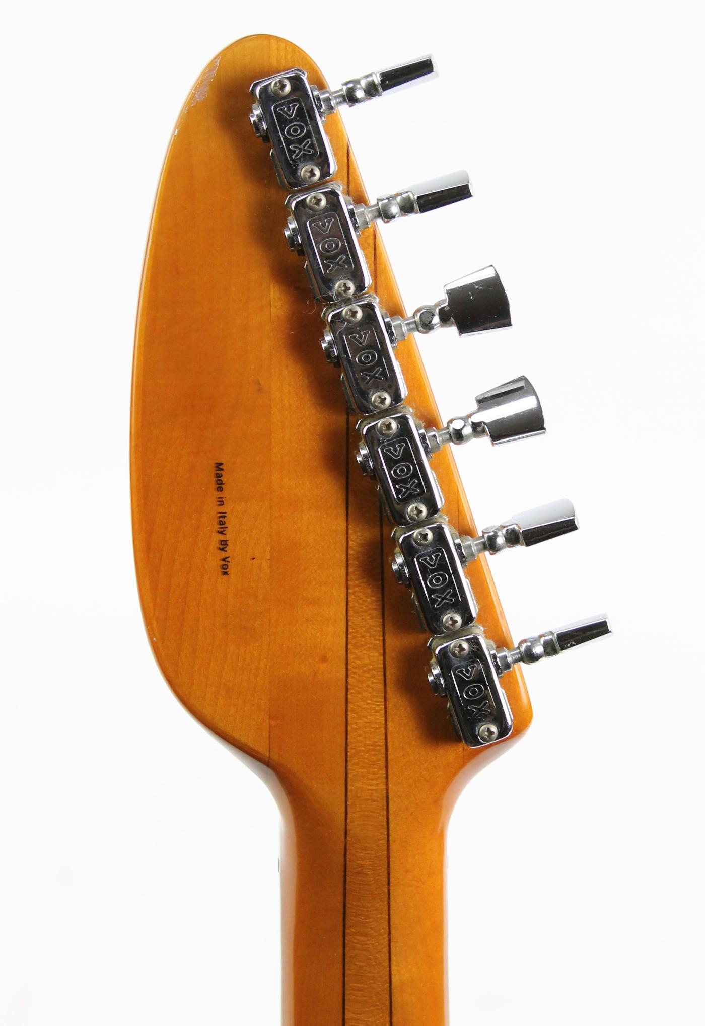 1960s Vox Ultrasonic detail 4