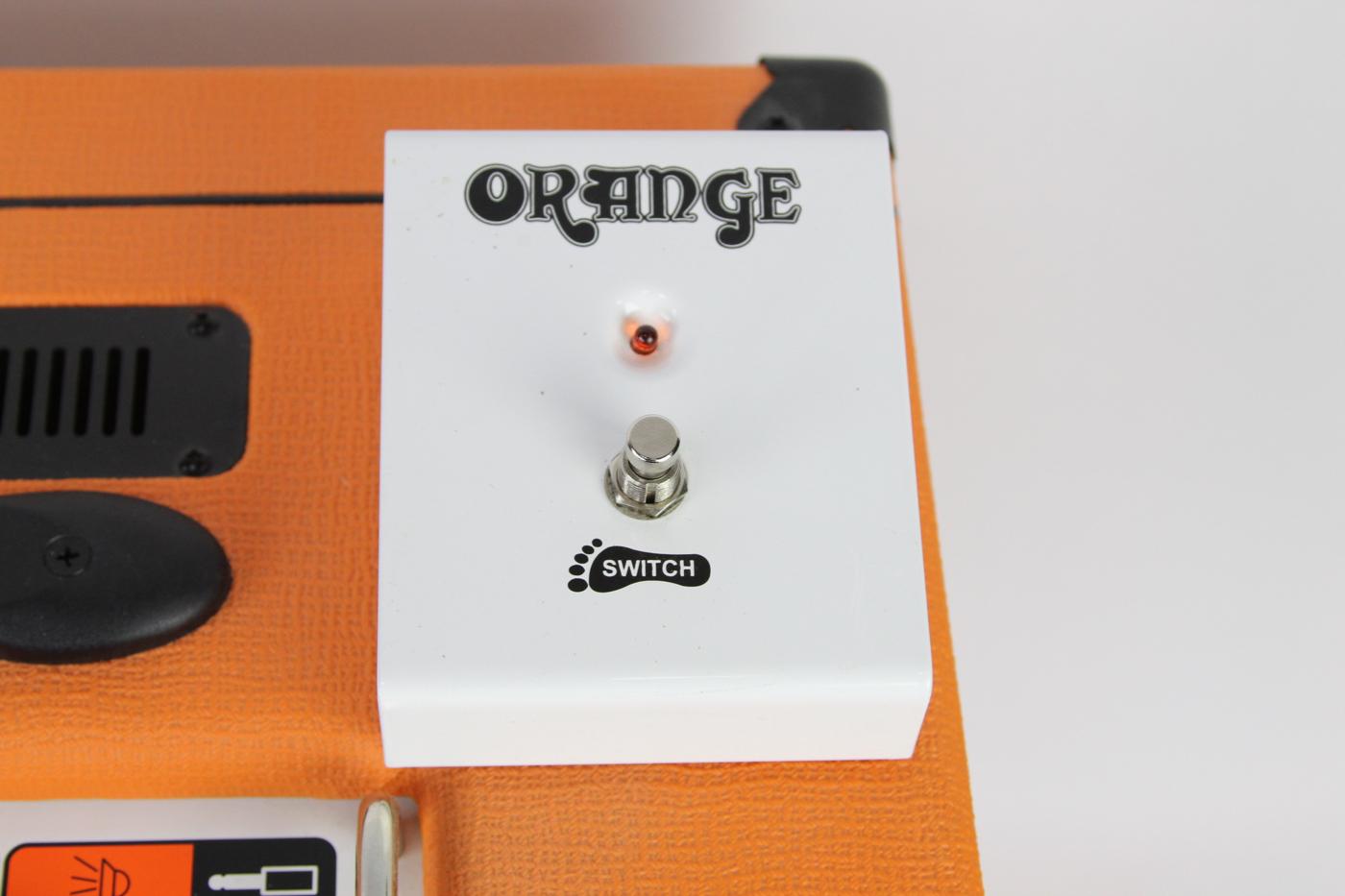 Orange Rocker 32 Combo detail 3