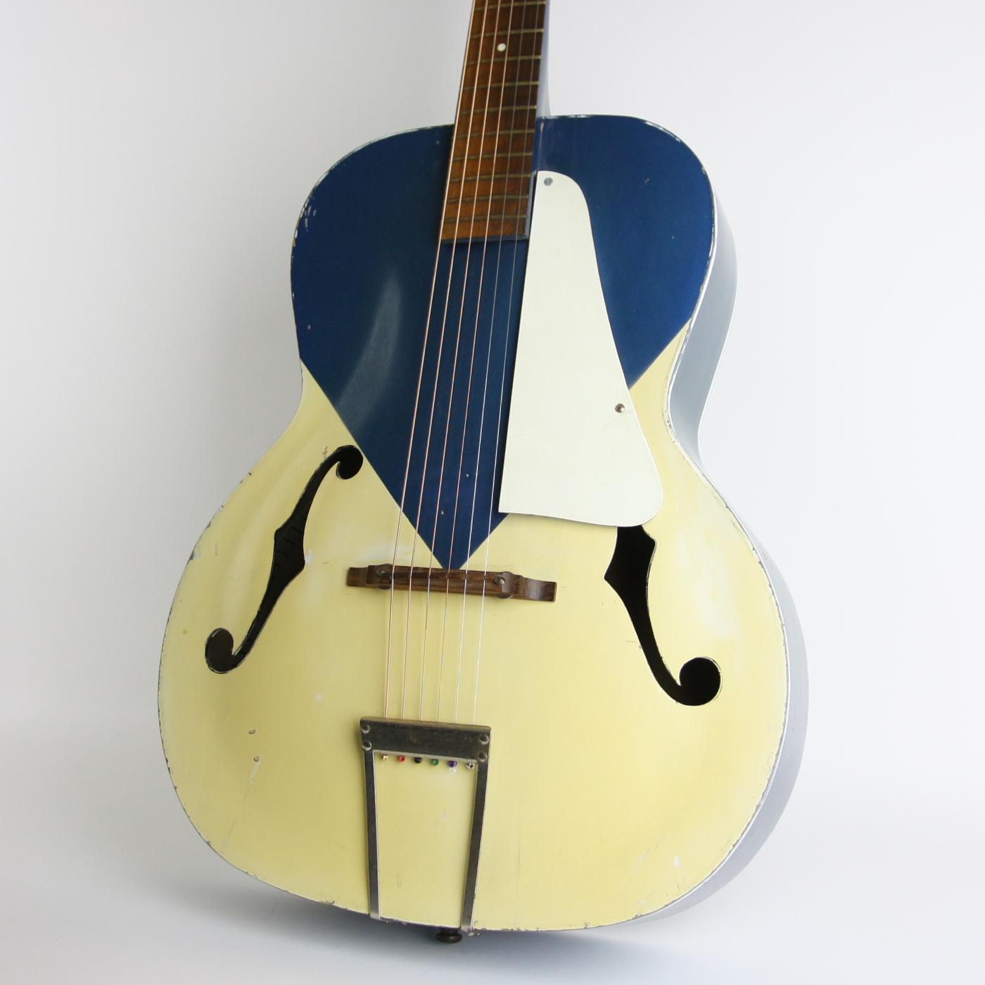 Silvertone Colorama Kentucky Blue - Thunder Road Guitars Seattle