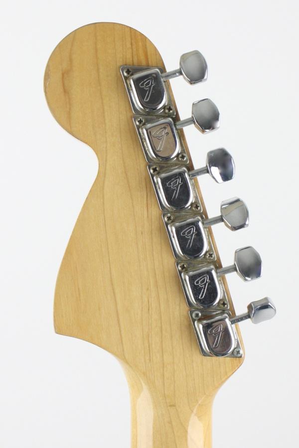 1969 Fender Stratocaster Lake Placid Blue detail 4