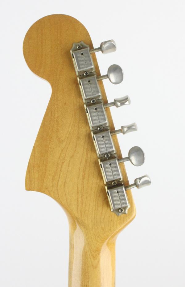 1964 Fender Jaguar Black Rare PDX detail 4