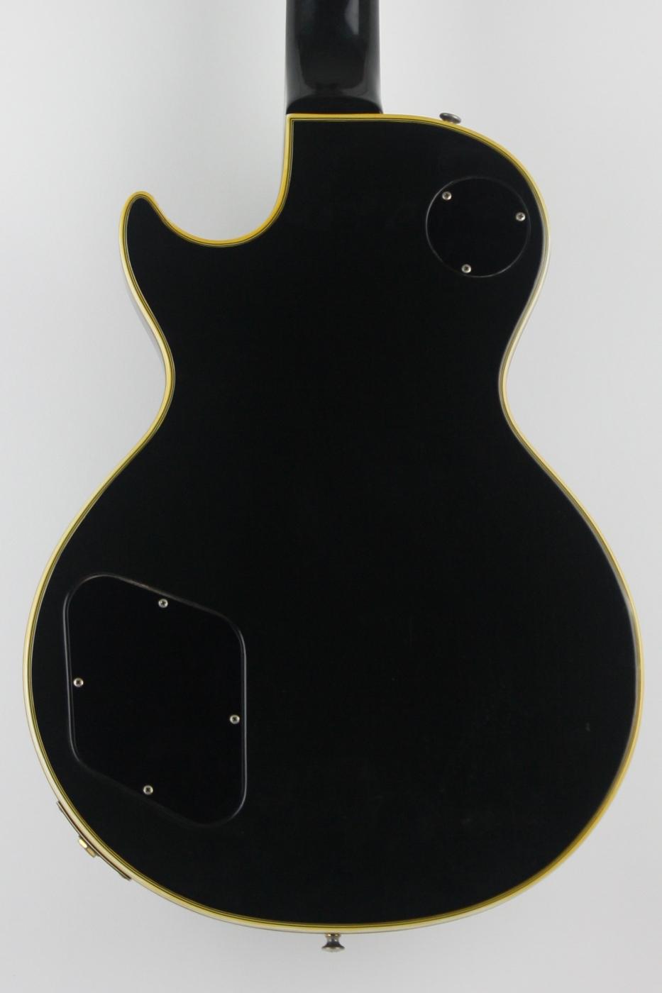 1973 Gibson 54 RI Les Paul Custom detail 2