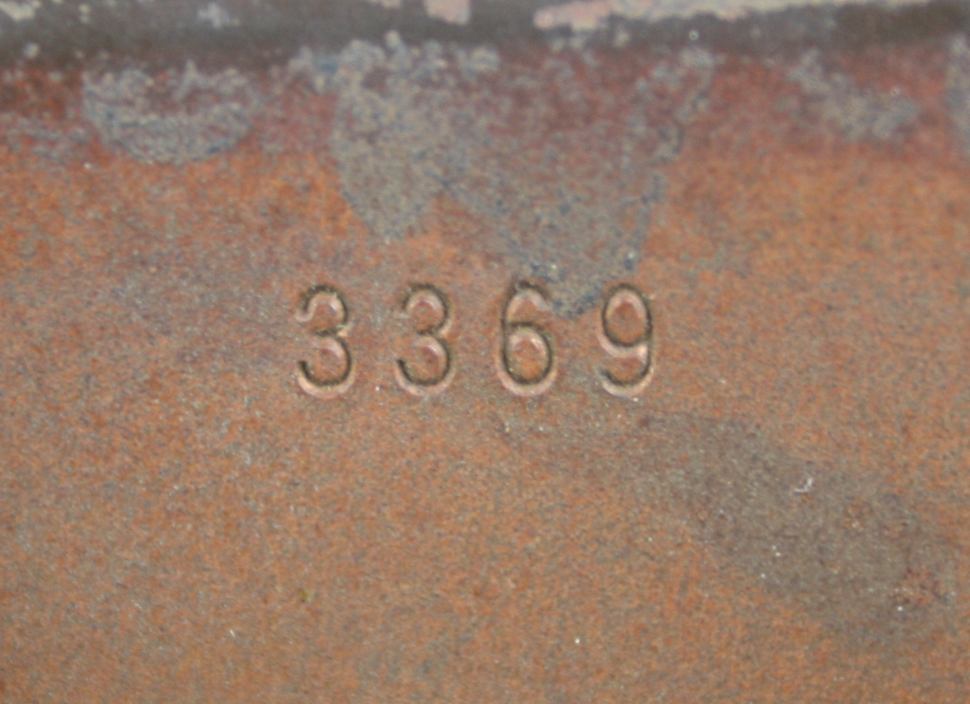 1953 Fender Champion 600 Amp detail 6