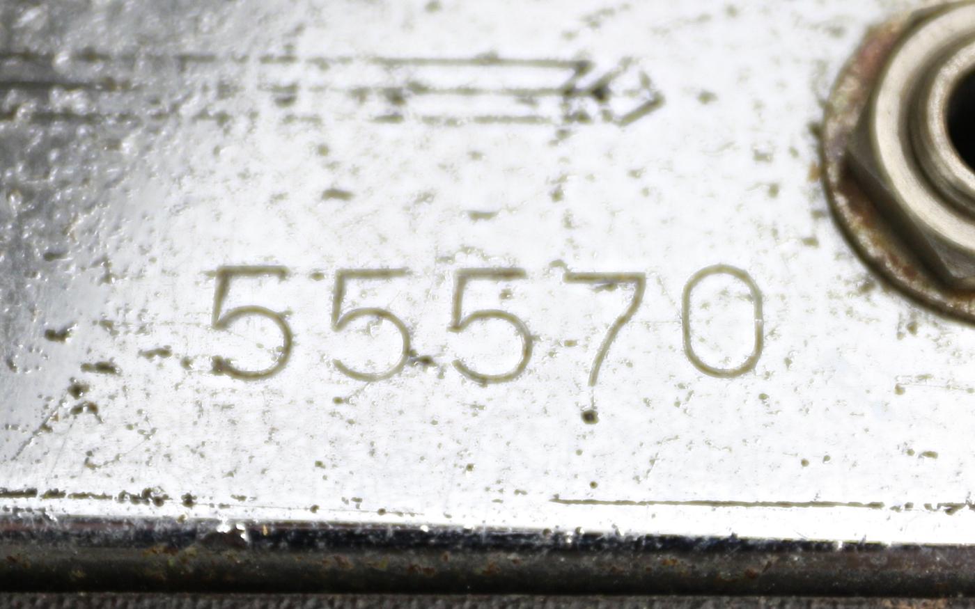 1958 Gibson GA-40 Amp detail 3